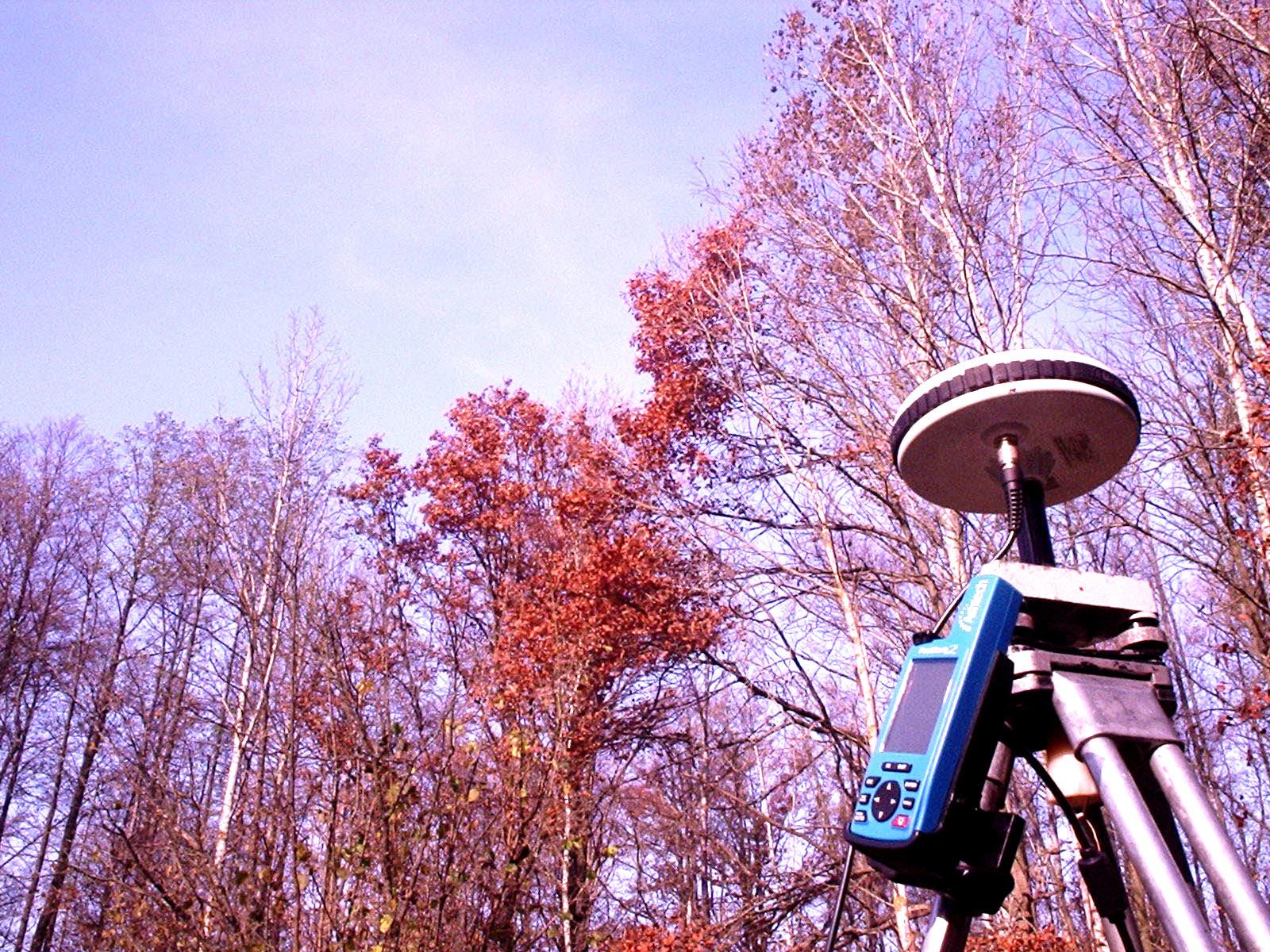 Спутниковая система GPS