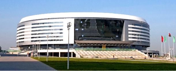 Многопрофильный комплекс «Минск-Арена»